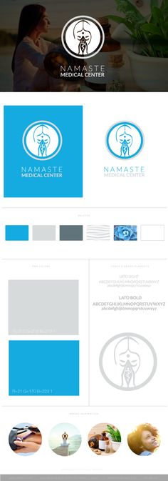 Namaste Medical Center Barnding Design Proposal by WEART2