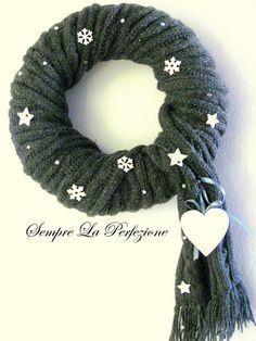 Christmas Christmas Time, Crochet Necklace, Jewelry, Jewlery, Jewerly, Schmuck, Jewels, Jewelery, Fine Jewelry