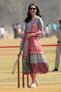 The Duke and Duchess of Cambridge have embarked on a one-week tour of India and Bhutan - see inside her travel wardrobe on Vogue.co.uk.