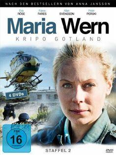 Maria Wern: Kripo Gotland - Staffel 2 [4 DVDs] DVD ~ Eva Röse, http://www.amazon.de/dp/B00HHO8WKC/ref=cm_sw_r_pi_dp_20FLtb1SYXZ1K