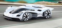 Impressionnante réalisation du designer italienAlex Imnadze, une mention toute particulière pour cette magnifique étude de style indépendante inspirée de deux monstres sacrés de l'histoire Porsche, à savoir les 906 et…