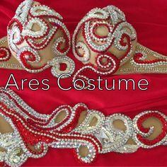 Ares Costume, new design