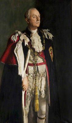 The 7th Duke of Portland (1893–1977), Chancellor of the University of Nottingham (1954–1971)