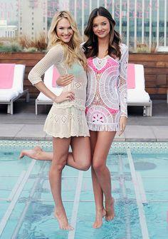 Candice and Miranda :)