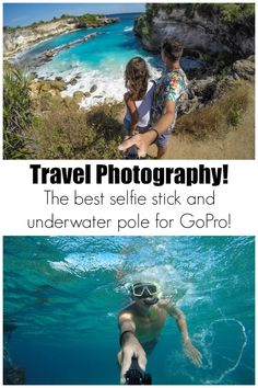 Travel Photography! The best poles and selfie sticks for GoPro. Check out our DubDub Stories and discover which GoPro accessories we travel with.