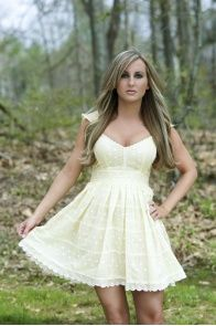 There are some cute dresses on here that would work as bridesmaids' dresses that could be worn again!