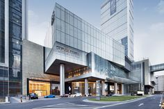 Chengdu International Finance Square (IFS) | Chengdu | China | Mixed-Use 2014 | WAN Awards