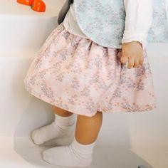 Cute Baby Skirt 100%Cotton Double-sided Skirt Infant Toddler Kids Handmade Eb153 #Ggoomduboo #EverydayHoliday