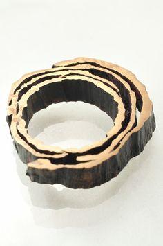 golden ring  by maya caspi