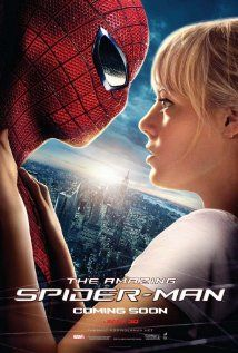 The Amazing Spiderman There's something about this Spiderman Movie that makes u like it. Previous 3 Spiderman movies has its own,. story and charm, but I like this one better-story that is. Enjoyed watching it. Amazing Spiderman, Spiderman Movie, Spiderman Poster, Spider Man 2, Spider Man Reboot, Martin Sheen, Andrew Garfield, Rita Vrataski, Love Movie