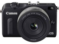 Canon Eos M2 Mirrorless Digital Camera - The M2 gets a new hybrid CMOS AF II sensor that promises very fast autofocus performance. The camera also gets integrated WiFi.   Geeky Gadgets