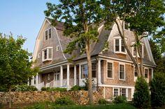 Watch Hill summer house, RI. George Penniman Architects.