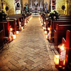 Boda iglesia santo domingo por alhelí, diseño floral