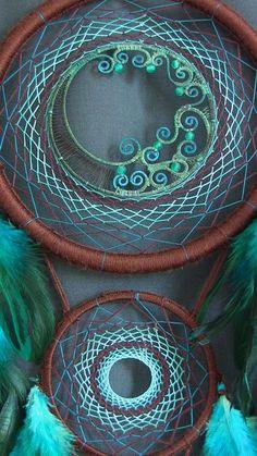 Dream catcher Dreamcatcher Dreamcatcher blue Boho style