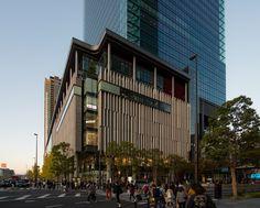 Grand Front Osaka Tower B (グランフロント大阪タワーB) / Architect : Nikken Sekkei, NTT Facilities, Mitsubishi Estate (設計:日建設計、NTTファシリティーズ、三菱地所).