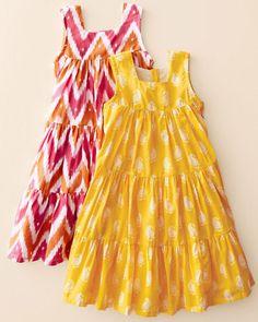 Twirly Island Dress  - Baby Girls & Girls