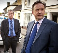 Neil Dudgeon to take over from John Nettles as ace Midsomer ...