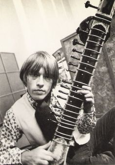 """Brian Jones. Probably my favorite contribution he made to The Rolling Stones is the sitar on """"Paint It Black."""" I haven't really delved into his guitar playing like I have with Keith Richards'."""
