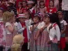 """Kindergarten Patriotic Concert-""""This is my country"""""""