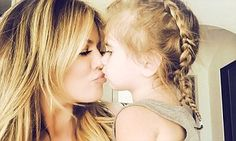 Khloe Kardashian shares an adorable selfie with her niece Penelope #DailyMail