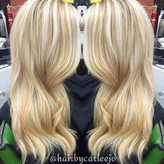 Blonde haircolor || Blonde dimension