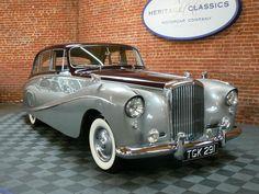 1956 Bentley S-I Saloon  Coachwork by Hooper