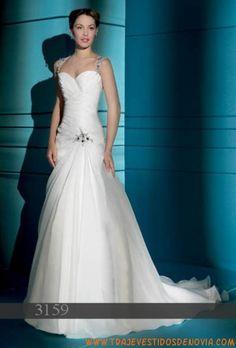 3159  Vestido de Novia  Demetrios Bride
