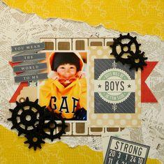 『BOYS WILL BE BOYS』 by Miyuki Kawakami