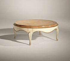 Mesa de Centro Vintage Gala   Material: Madera de Cerezo   Existe la posibilidad de realizar el mueble en distinto color de acabado, ver imagen de galeria... Eur:1527 / $2030.91