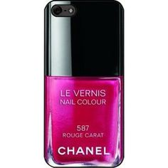 iPhone 5, 5s Chanel CC Nagellack skal