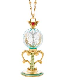 Sailor Moon Q-pot 2017 Stallion Reve Necklace with Pegasus From Japan F/S Sailor Moon Collectibles, Moon Fairy, Sailor Moon Aesthetic, Magical Jewelry, Kawaii Fashion, Pegasus, Magical Girl, Decorative Bells, Charmed