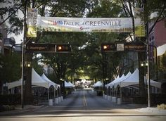 Fall for Greenville.