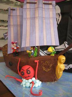 Jolly Roger aus Jake und die Nimmerland Piraten