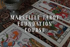 Learn the tactics of reading the Marseille cards like the Devil, focussing on precision and coherence. Own your readings and stop being secretly afraid.