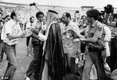 Kuwait World Cup 1982