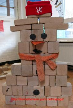 Winter Wonder, Winter Fun, Winter Theme, Block Play, Penguin Craft, Shape Templates, Weaving Projects, Fun Crafts, Activities For Kids