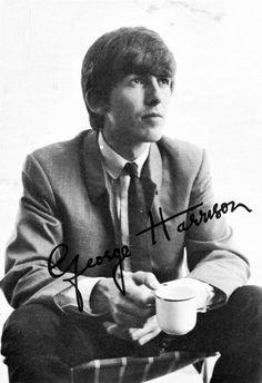 "paulmccartneysexgladiator: "" pictures of George Harrison "" George Harrison, Great Bands, Cool Bands, Beverly Hills, Bug Boy, Les Beatles, Hello Beatles, Beatles Art, The Fab Four"
