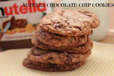 Nutella cookie recipe