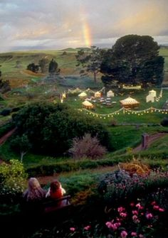 Party Field in the Shire
