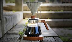 Many coffee enthusiasts agree that a pour overs can make some of the best tasting coffee... Because of the ability to control the entire brewing process, you can personalise your cup and get the full flavour from your favourite coffee...