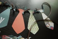 Tie Banner…could be cute for missionary homecoming    followpics.co