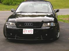 pictures custom 1996 black audi a4 b5 Audi A4 B5 Body Style Photos