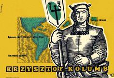 1954 Jozef Mroszczak - Christopher Columbus