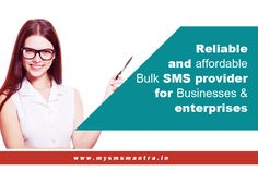 Reach to your customer's and target audience wiht our bulk sms affordable marketing service.