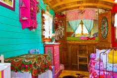 Pippi Longstocking stay: Yurt in Paradou, France.