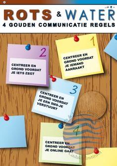 4 gouden communicatie regels