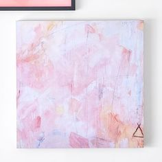 Isabella Rose Taylor Abstract Canvas Art #pbteen