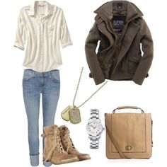 Soldier Side, created by patricia-teixeira on Polyvore