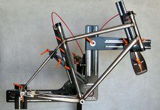 Anvil Bikeworks | frame jig | Type 3.1 Journeyman | Flickr