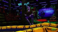 Blacklight Pirate Golf at MagiQuest in Pigeon Forge Pigeon Forge Tn, Pigeon Forge Cabin Rentals, Gatlinburg Cabin Rentals, Pigeon Forge Attractions, Smoky Mountains Attractions, Ripley Aquarium, Bucket List Family, Mountain Vacations, Rainy Day Activities